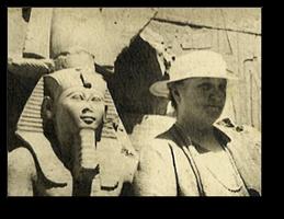 —Granny Seiberling in Egypt