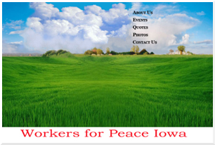 (38)Workers for Peace website