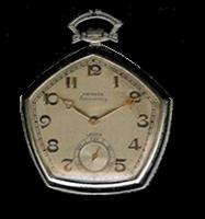 (47)Gruen 50th Anniversary Watch